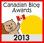 2013 Canadian Blog Awards